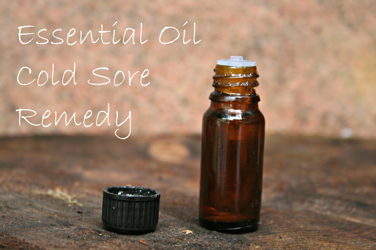 Essential Oil Remedy for Cold Sores - Enchanted Pixie