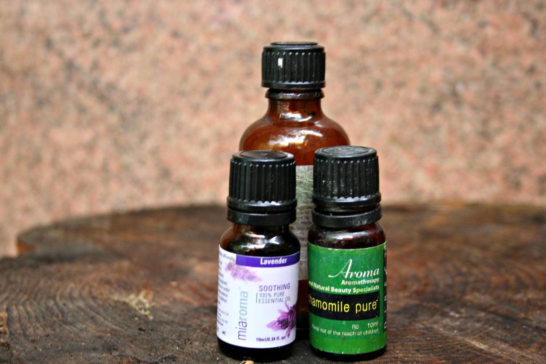 essential oils for cold sores