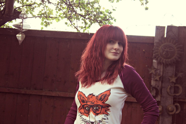 what mama wore fox tshirt