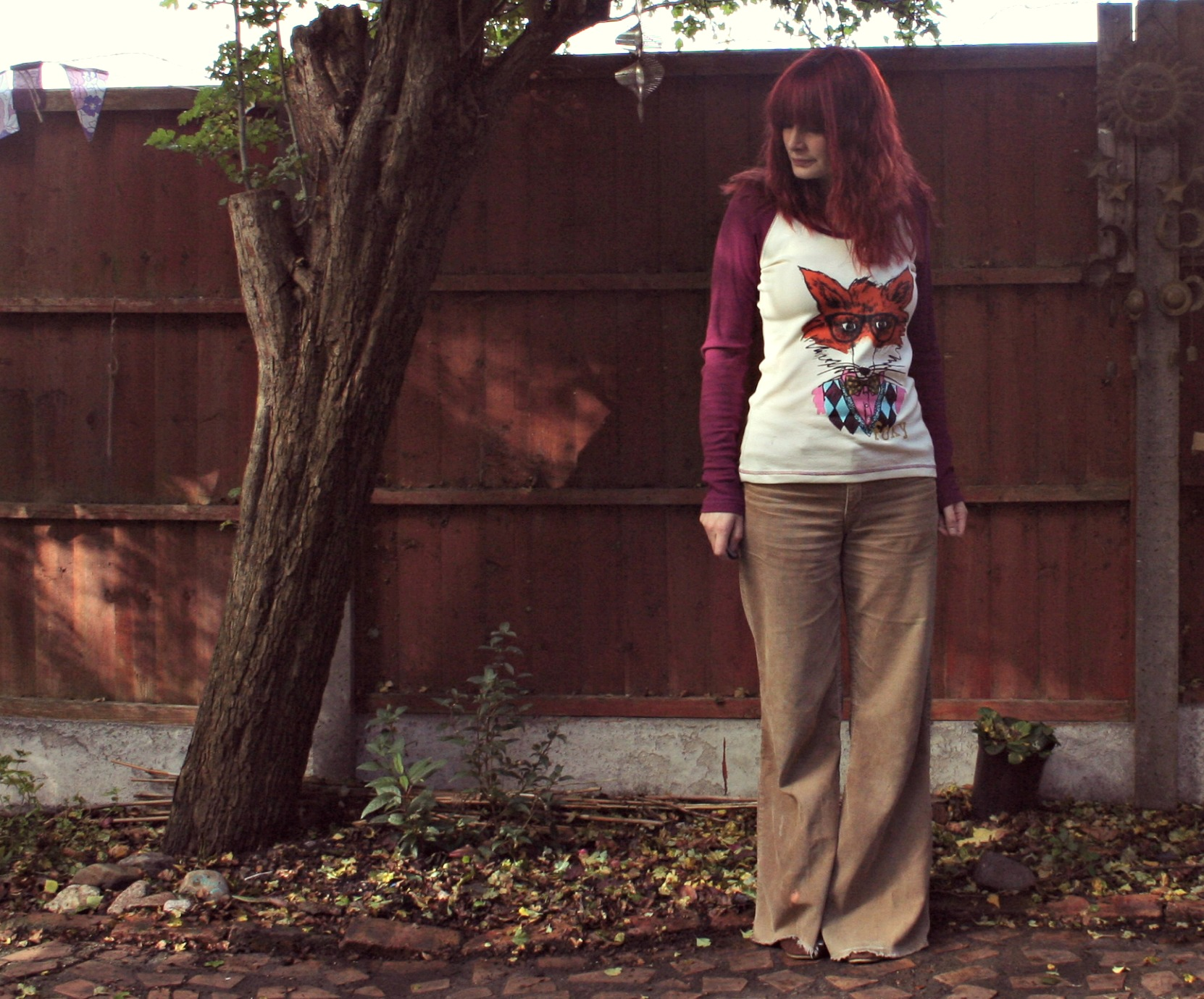 what mama wore foxy shirt