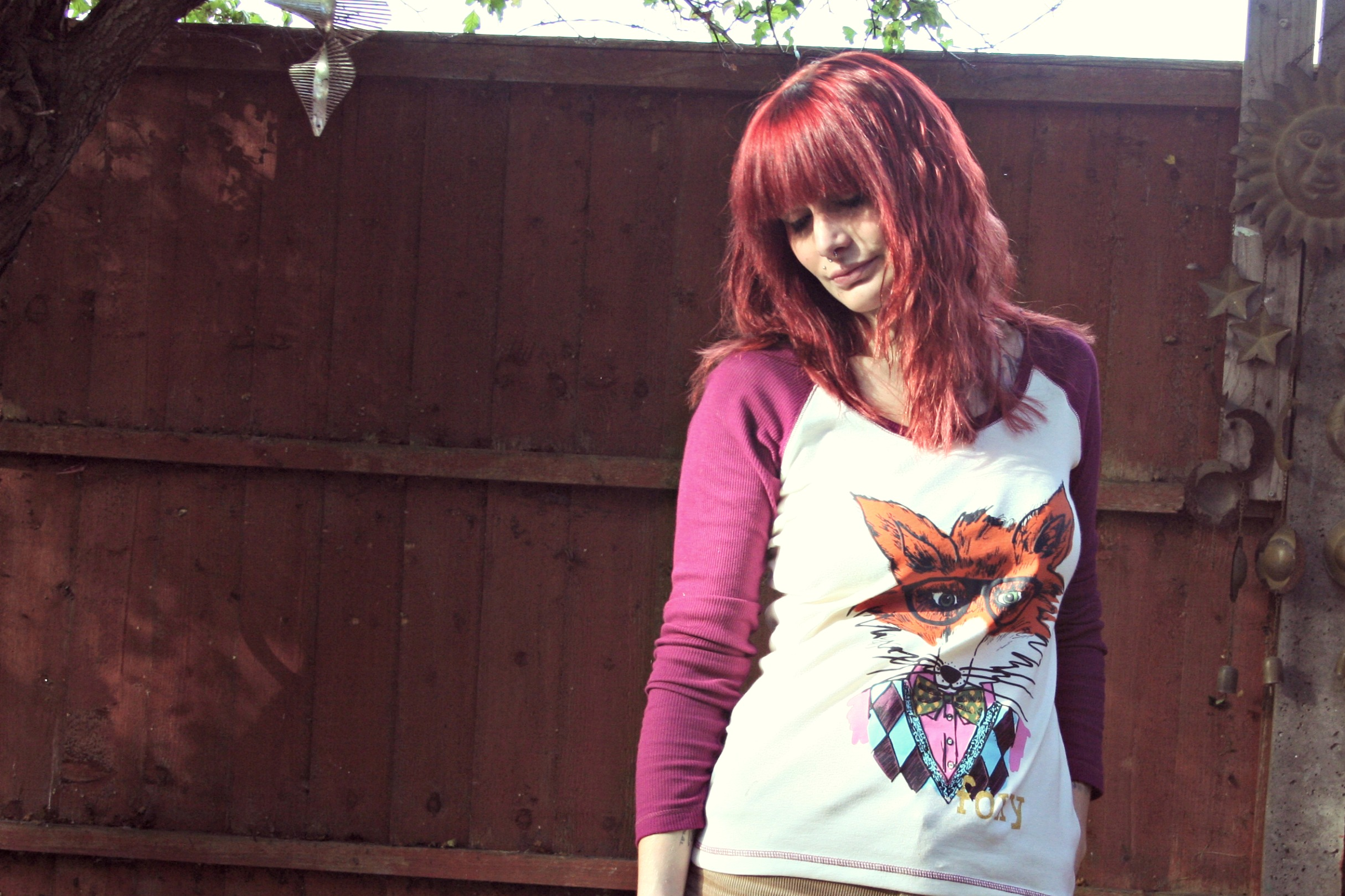 what mama wore foxy