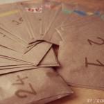 activity advent envelopes