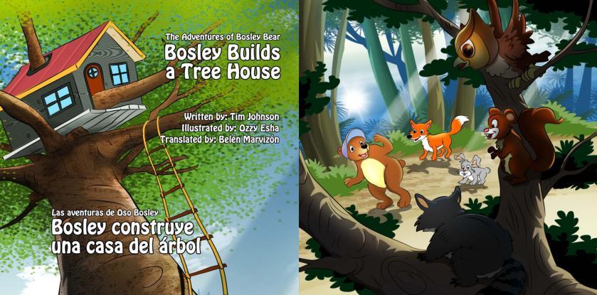 bosley bear book