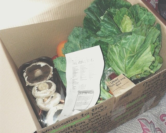 wholegoods veggie box