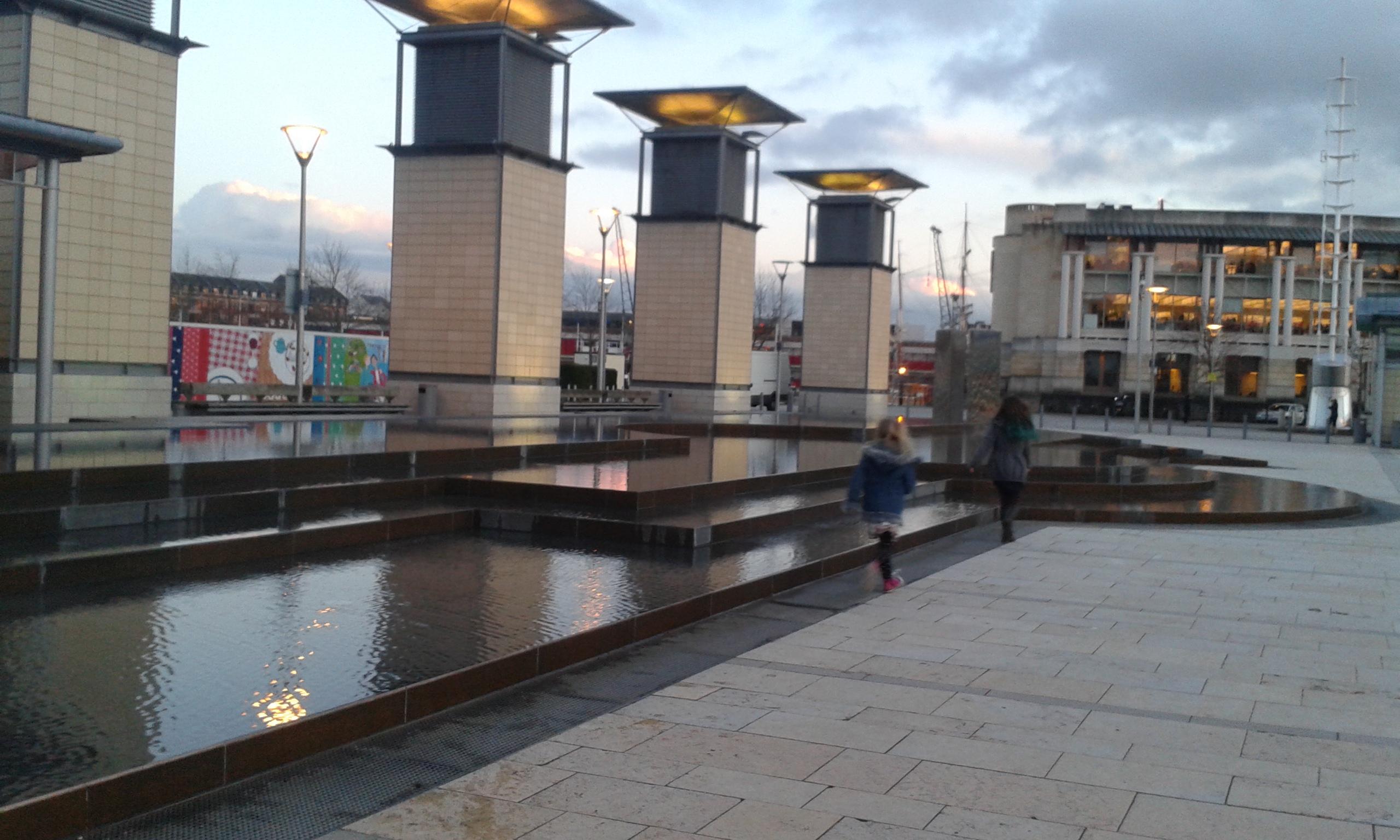Millenium Square, Bristol