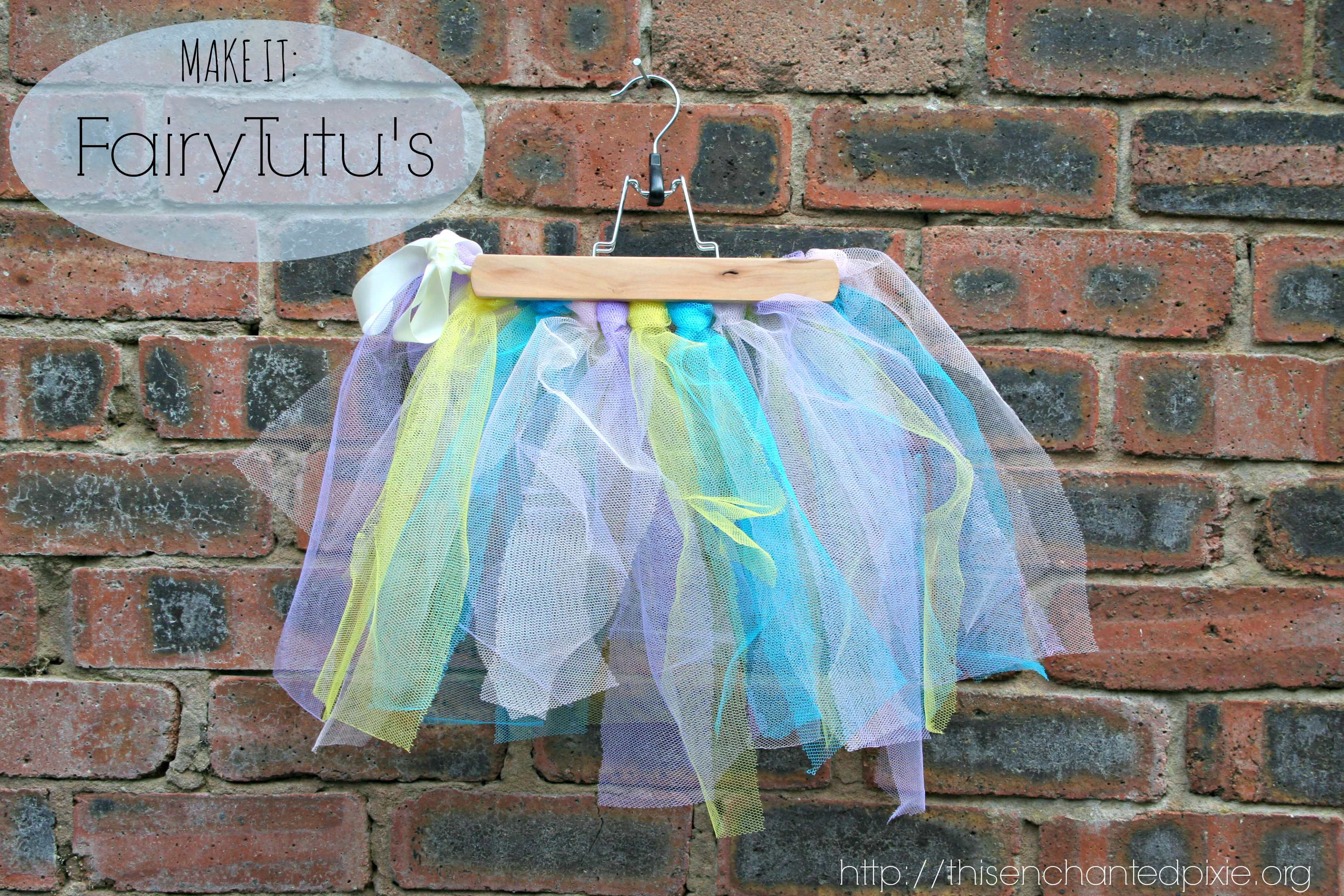 make your own fairy tutu's