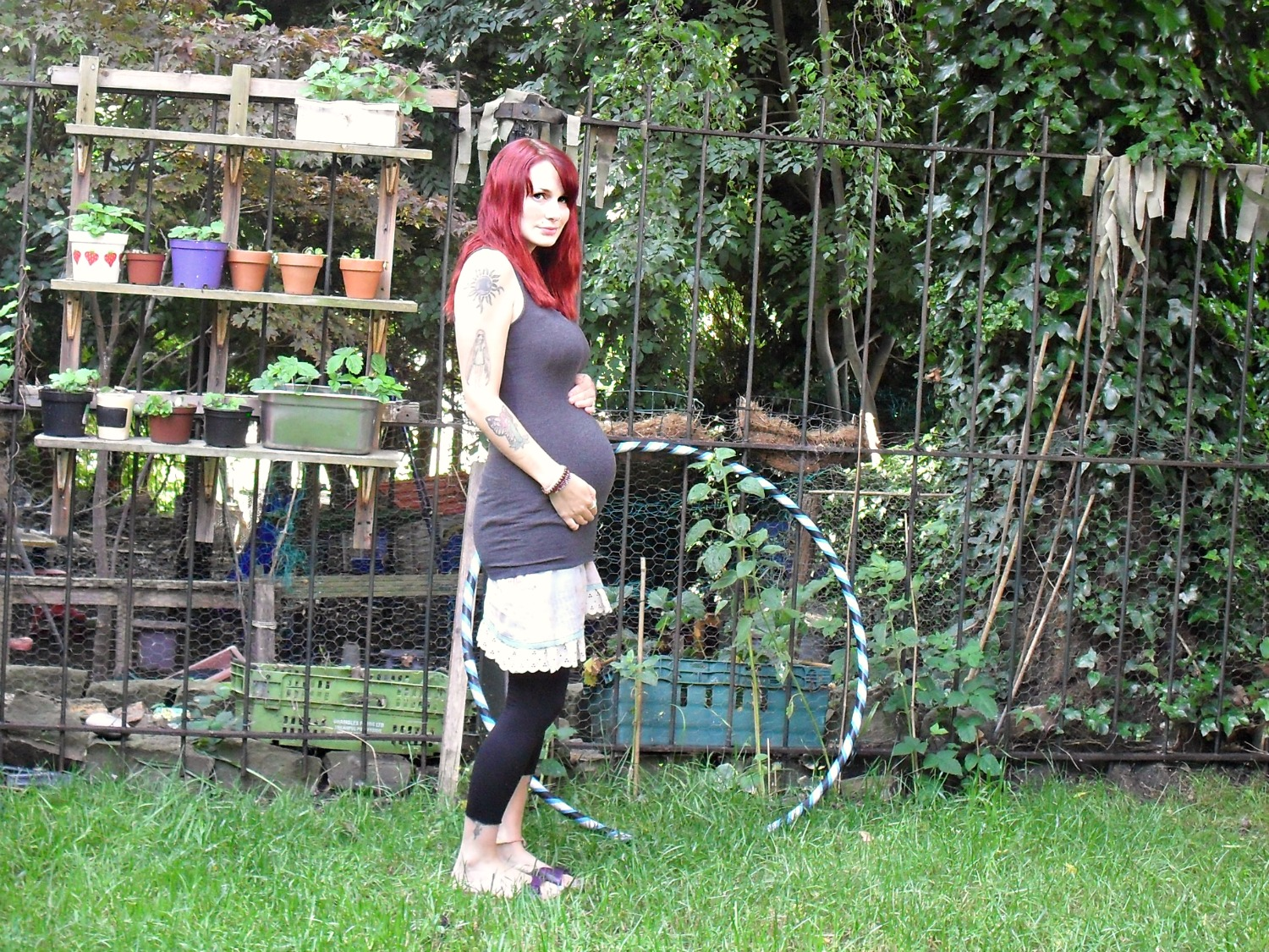 Maternity Series - Week Eighteen