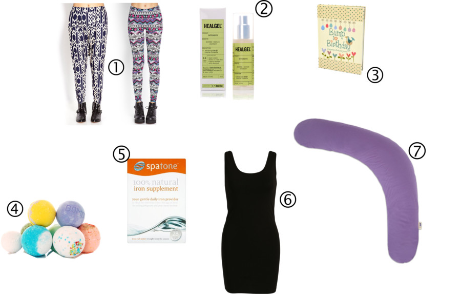 2nd trimester essentials