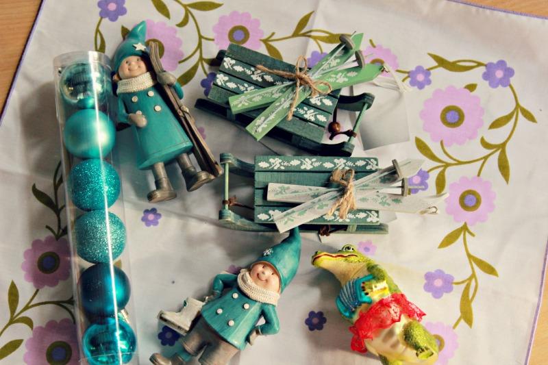 christmas boutique ornaments