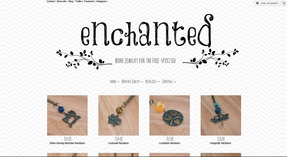Enchanted – taking a hiatus