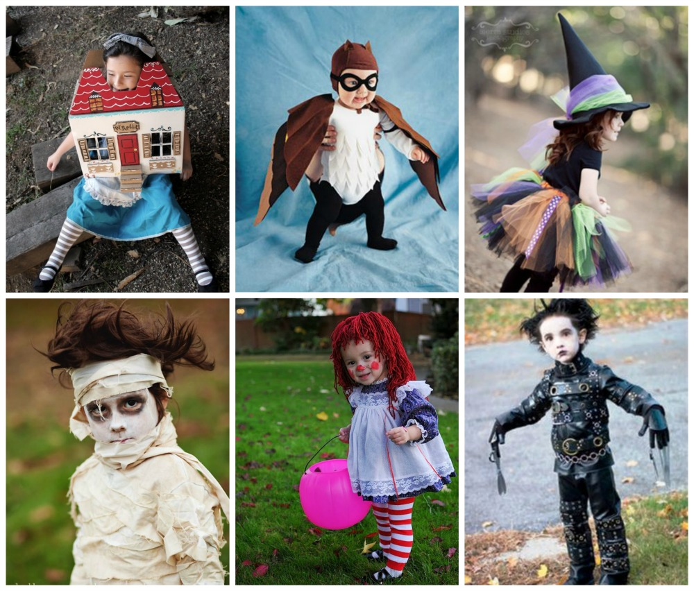 Kiddos Halloween Costume Ideas