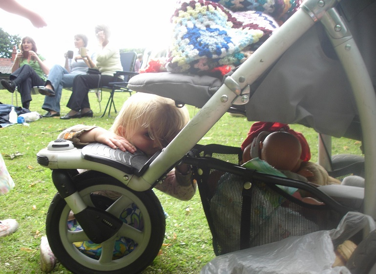 choosing the right pushchair