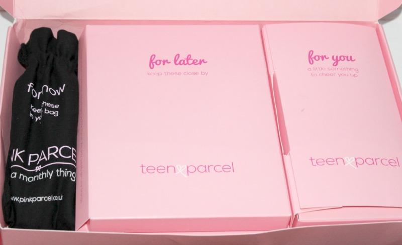 teen parcel