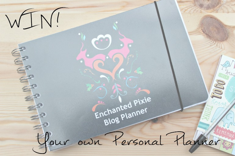 Personal Planner – staying organised
