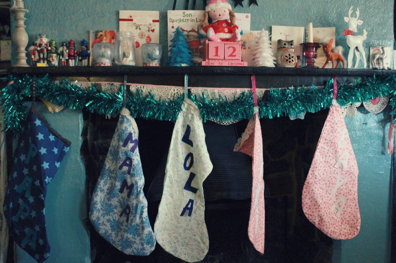 Our Christmas Stocking Tradition