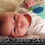 Vega birth announcement