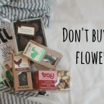 don't buy her flowerss