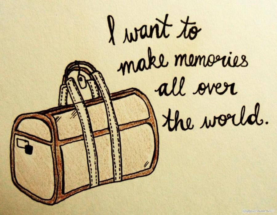 Let's get away….