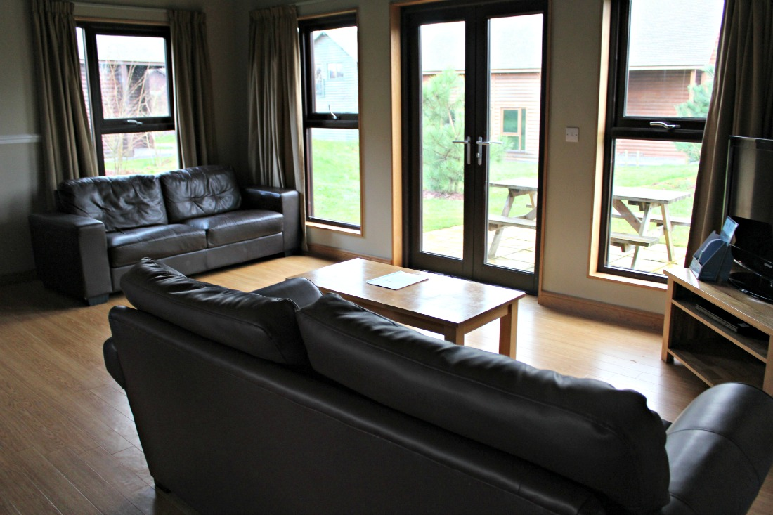 bluestone living room