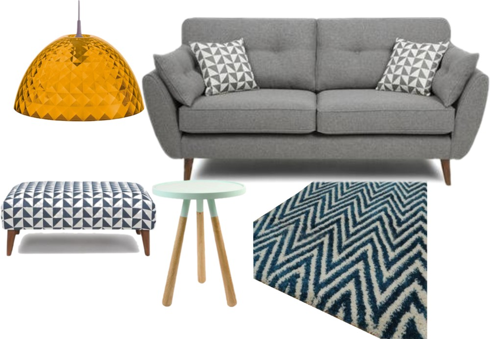 Geometric Rug Love - Interior Style