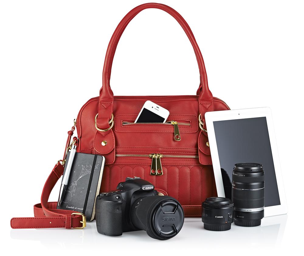 Designer Camera Bags From Mooli