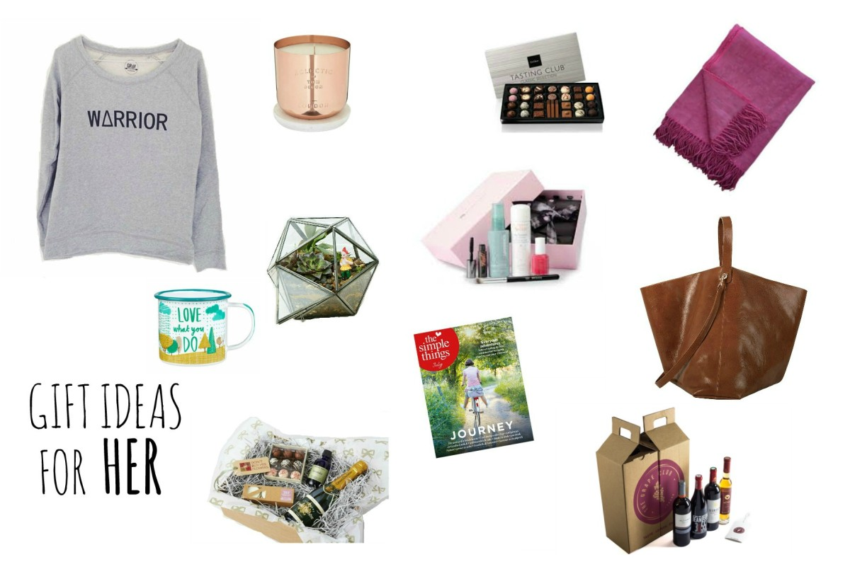 Christmas Gift Guide for Her - Enchanted Pixie