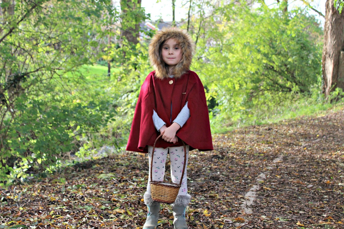 Le Mu Little Red Riding Hood Cape | Review