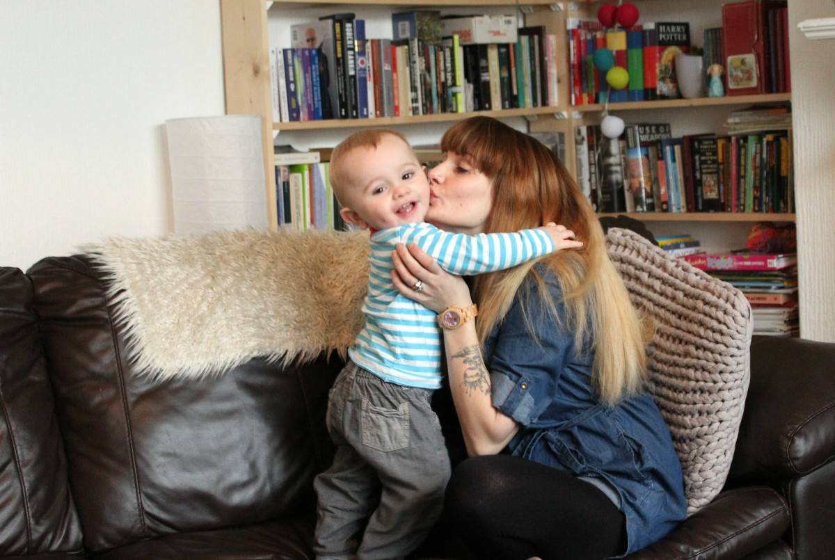 mama and beastie ...outfit post
