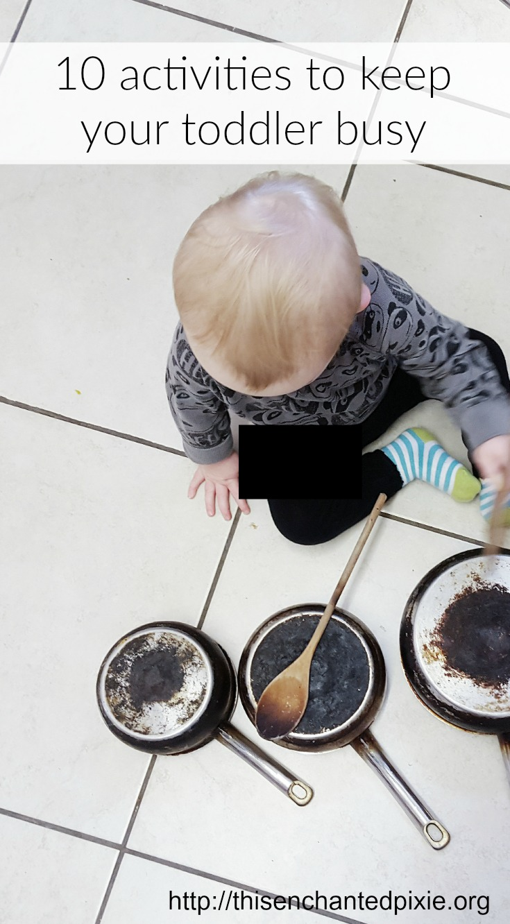 10 activities to keep your toddler busy pin