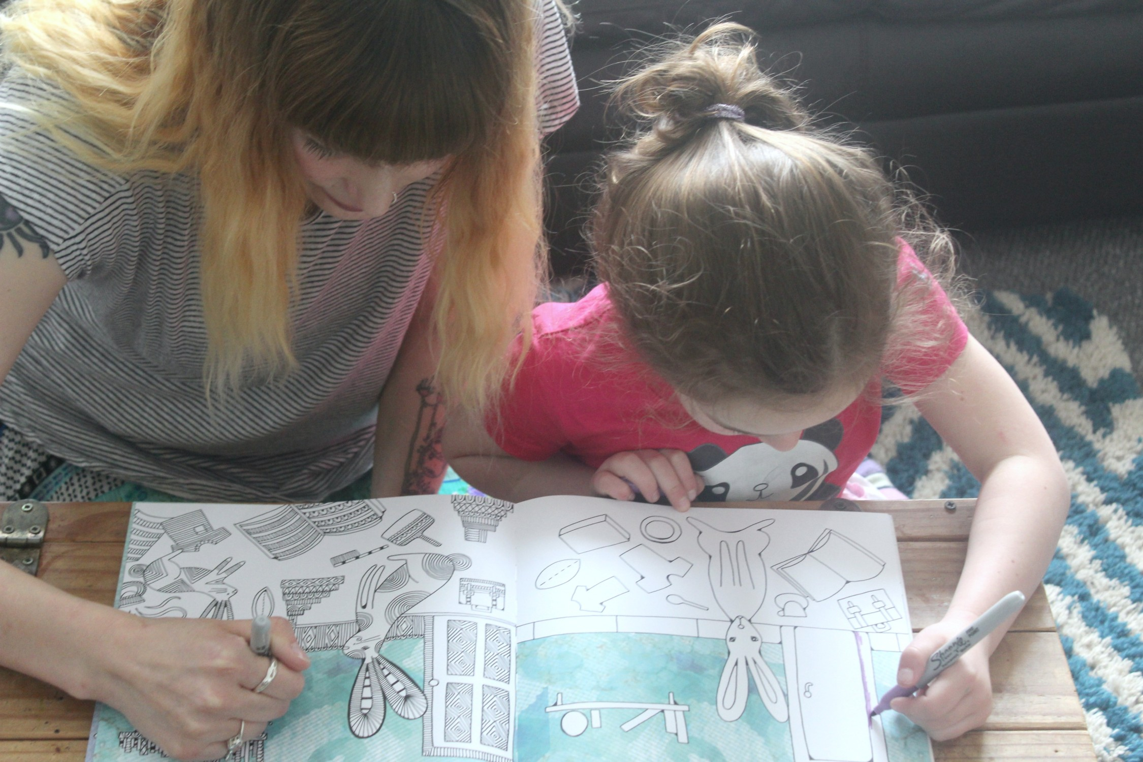 Mummy-daughter time activity ideas