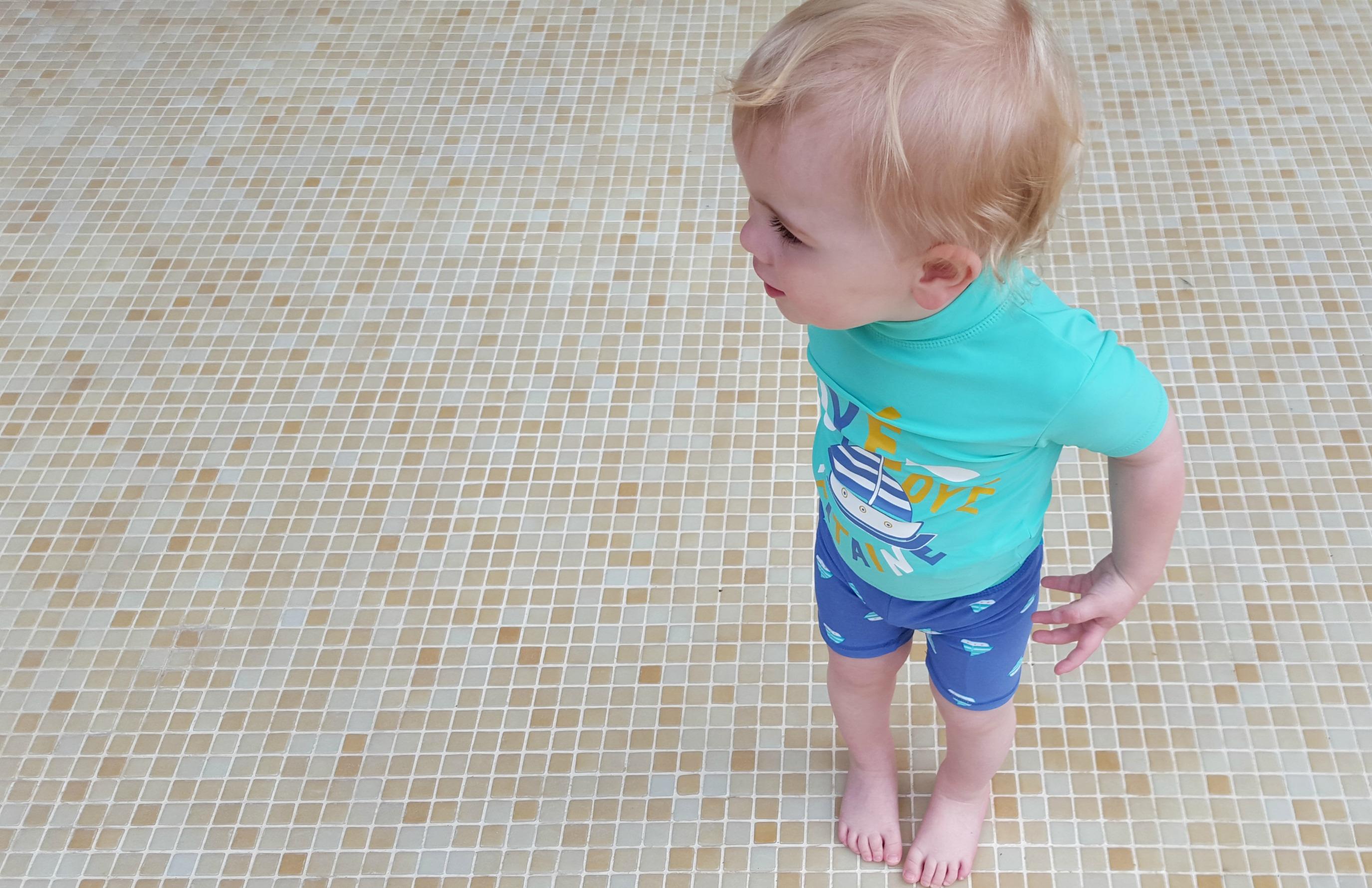 beastie vertbaudet swimsuit