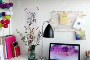 Interiors | Home Office Refresh