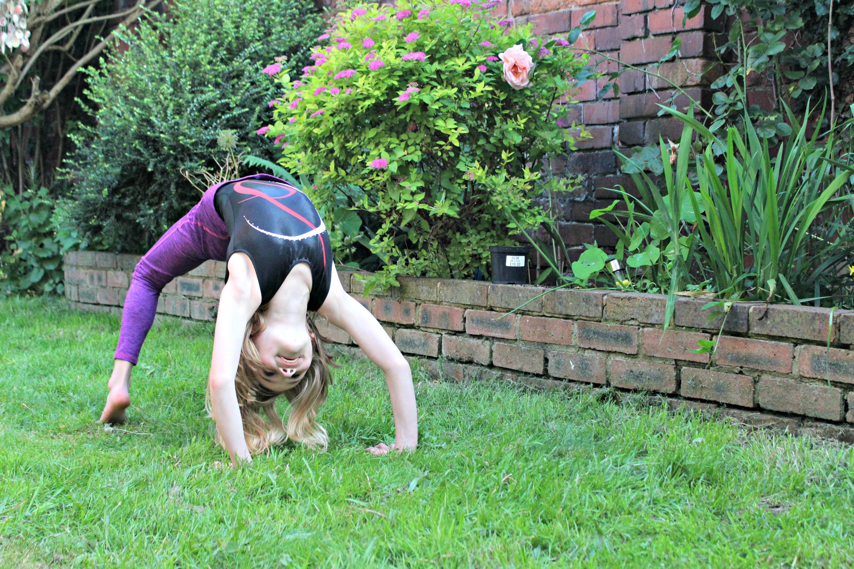 kiki gymnastics this homeschooling life