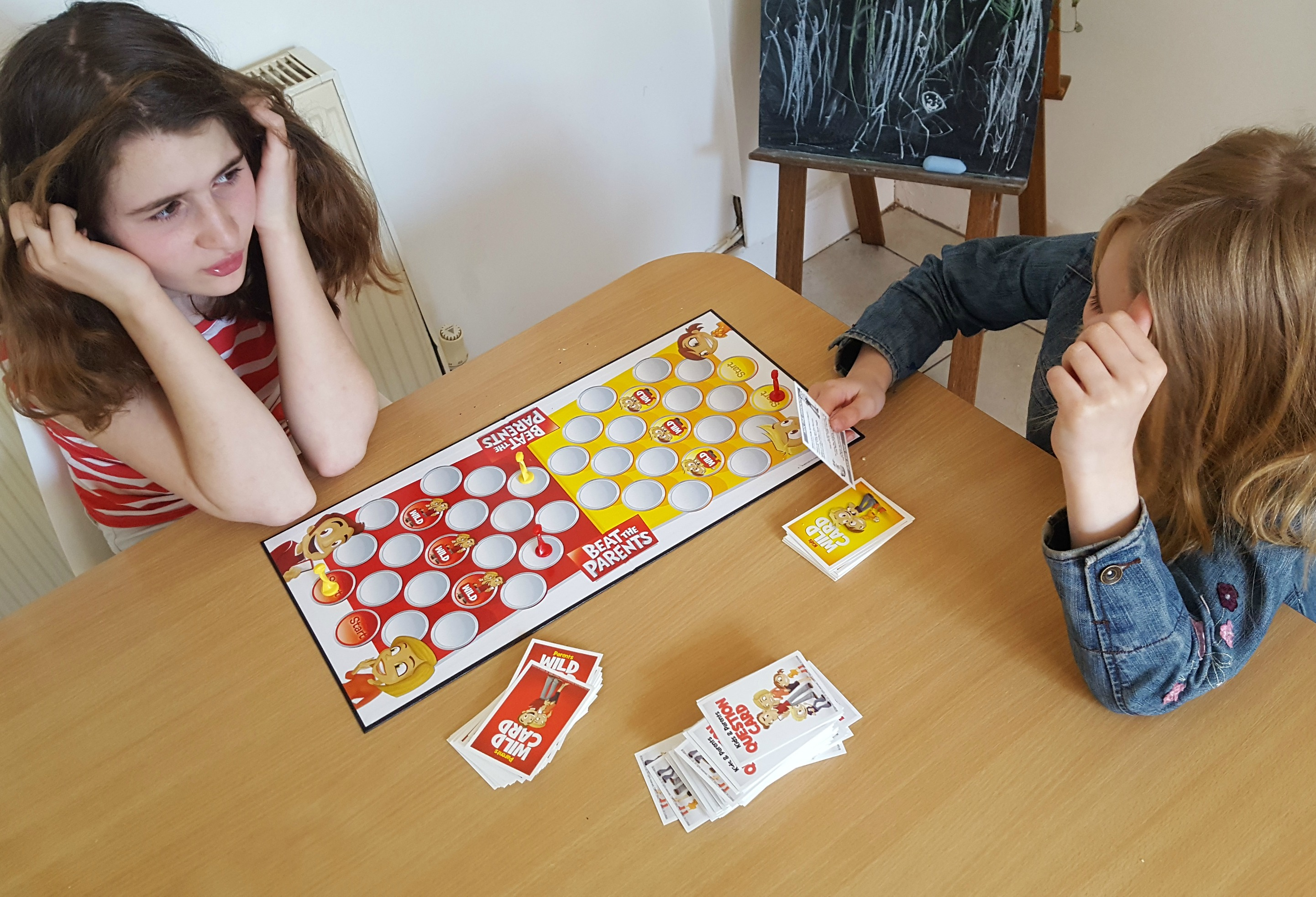 kiki & lola board game - this homeschooling life