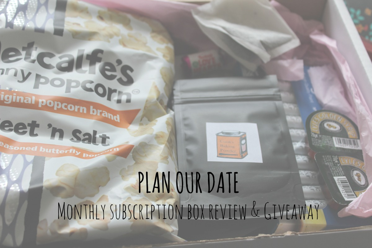 plan our date giveaway