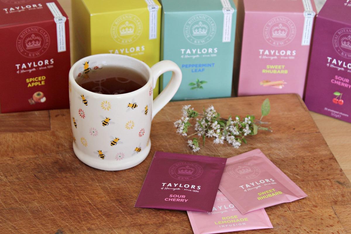 taylors teas