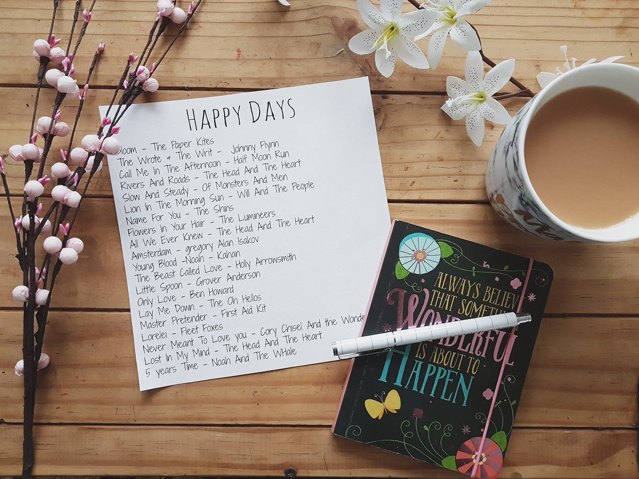 happy-days-a-spring-playlist