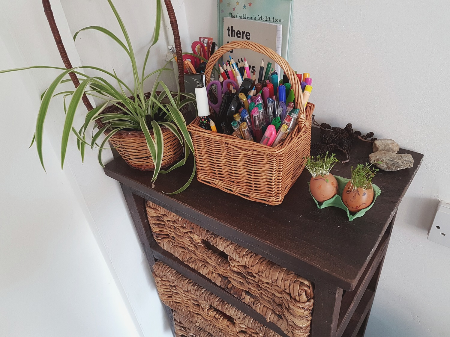 Organising life with Rattan Direct