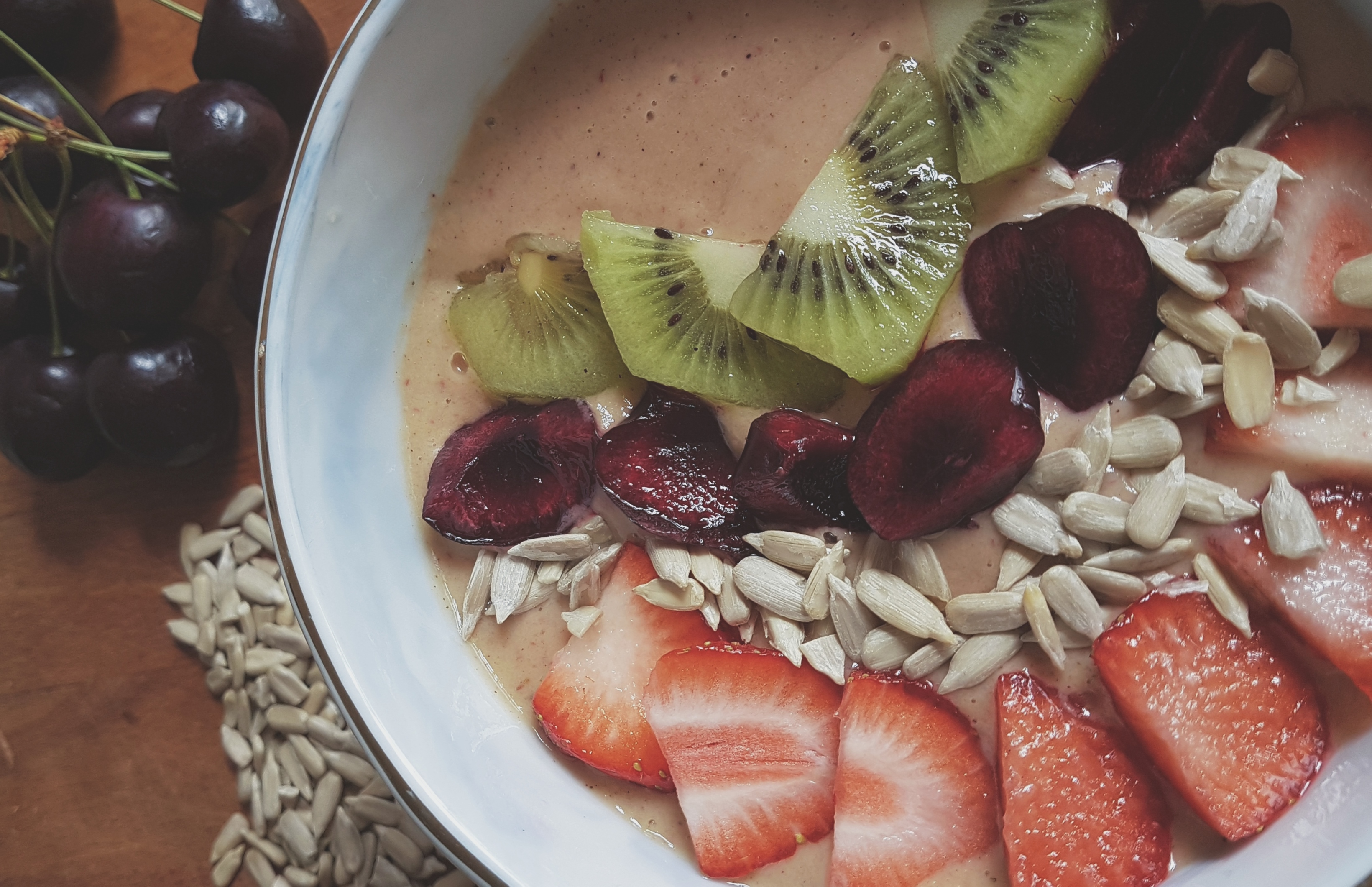Recipe | Banana Mango Smoothie Bowl