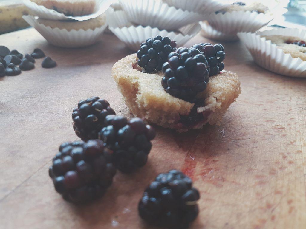 Recipe| Vegan, GF Oat Berry Muffins