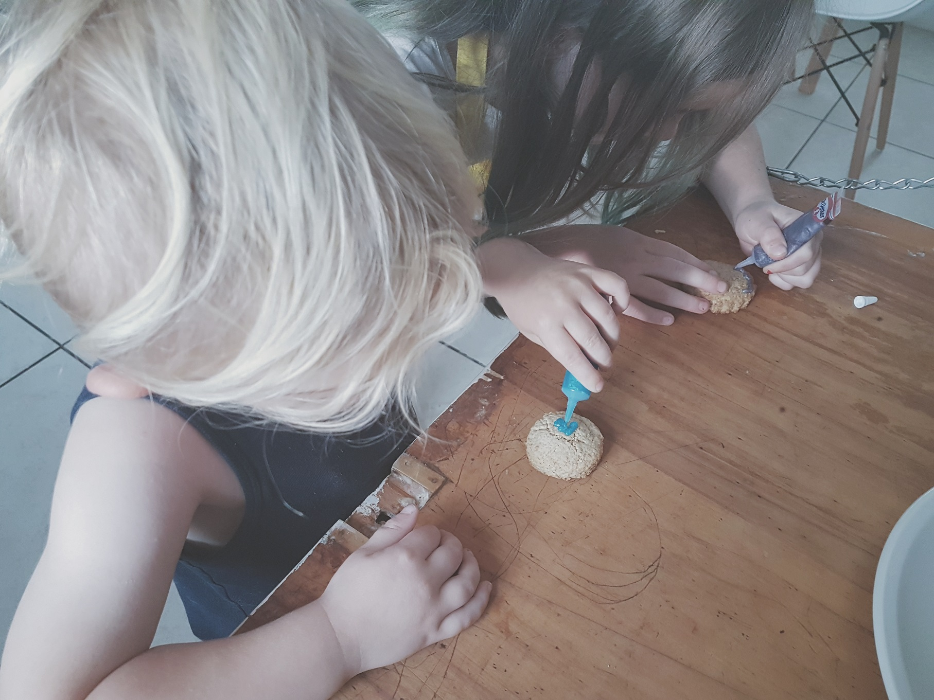 5 reasons you should be baking with your kids!