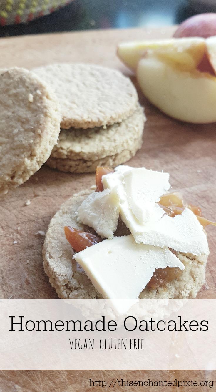 #recipe #vegan #oatcakes #glutenfree
