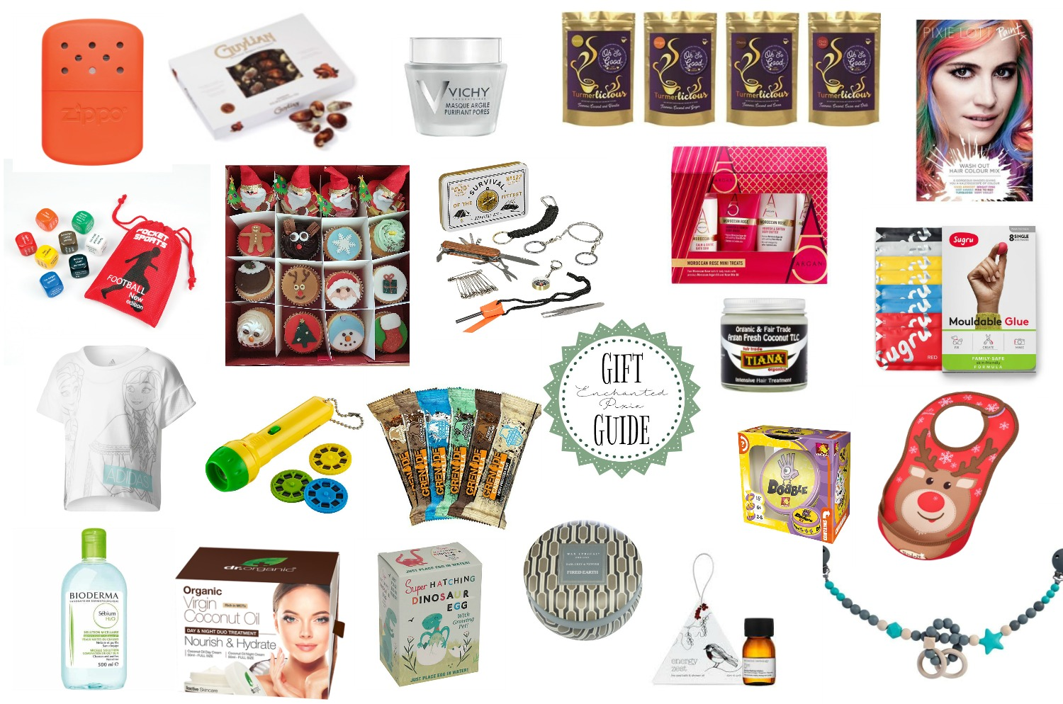 Gift Guide: Stocking Fillers & Secret Santa - Enchanted Pixie