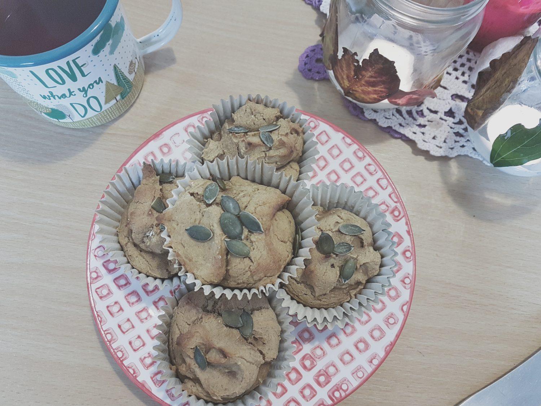 Recipe | Pumpkin Spice Muffins {GF, Vegan}
