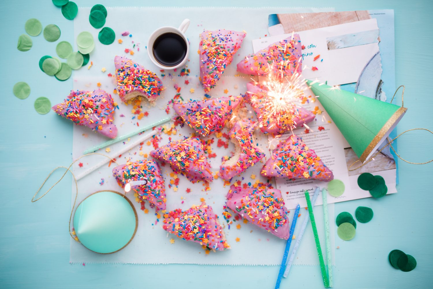 10 innovative and creative ways to spend your Birthday