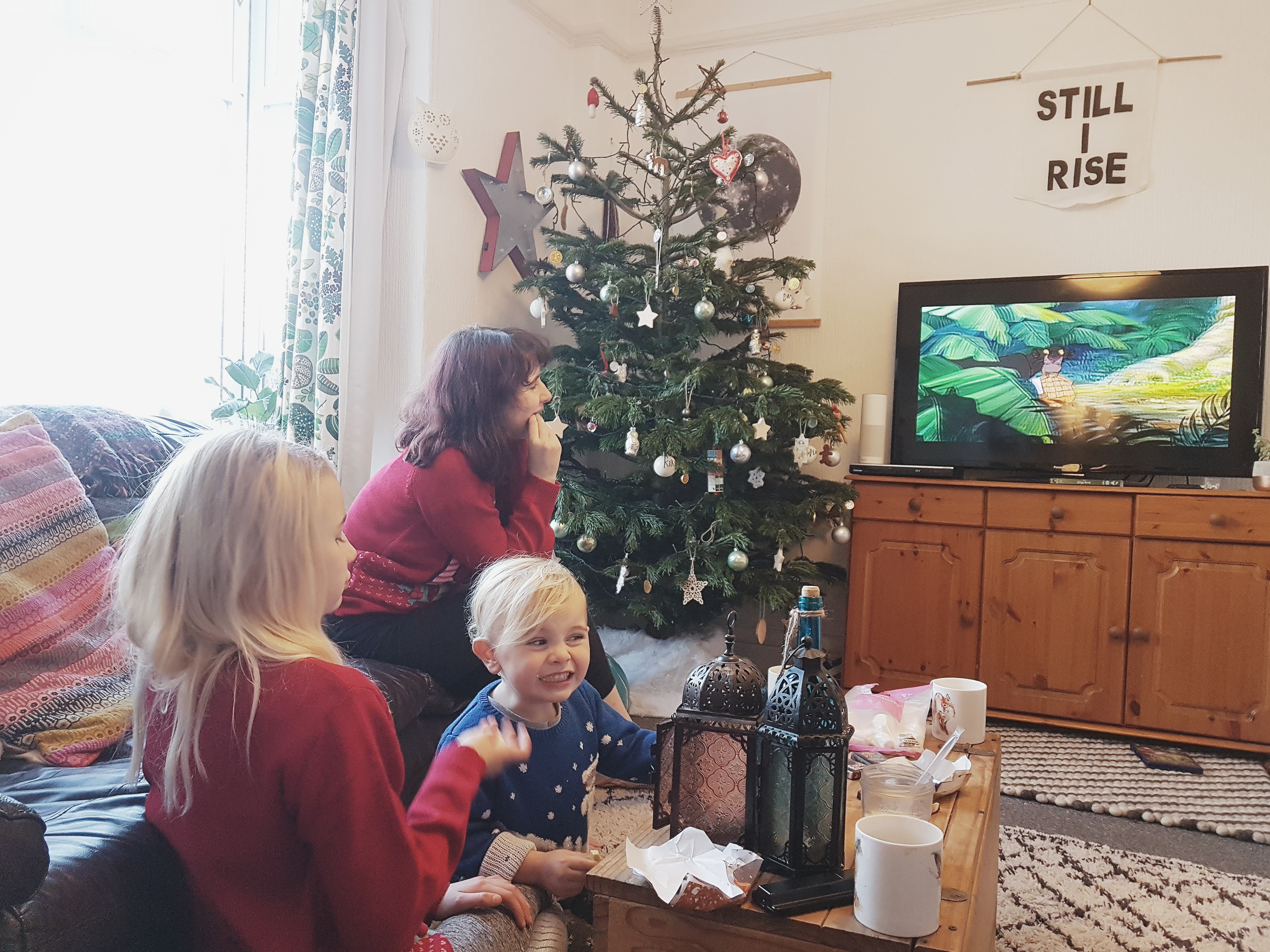 Making memories at Christmas
