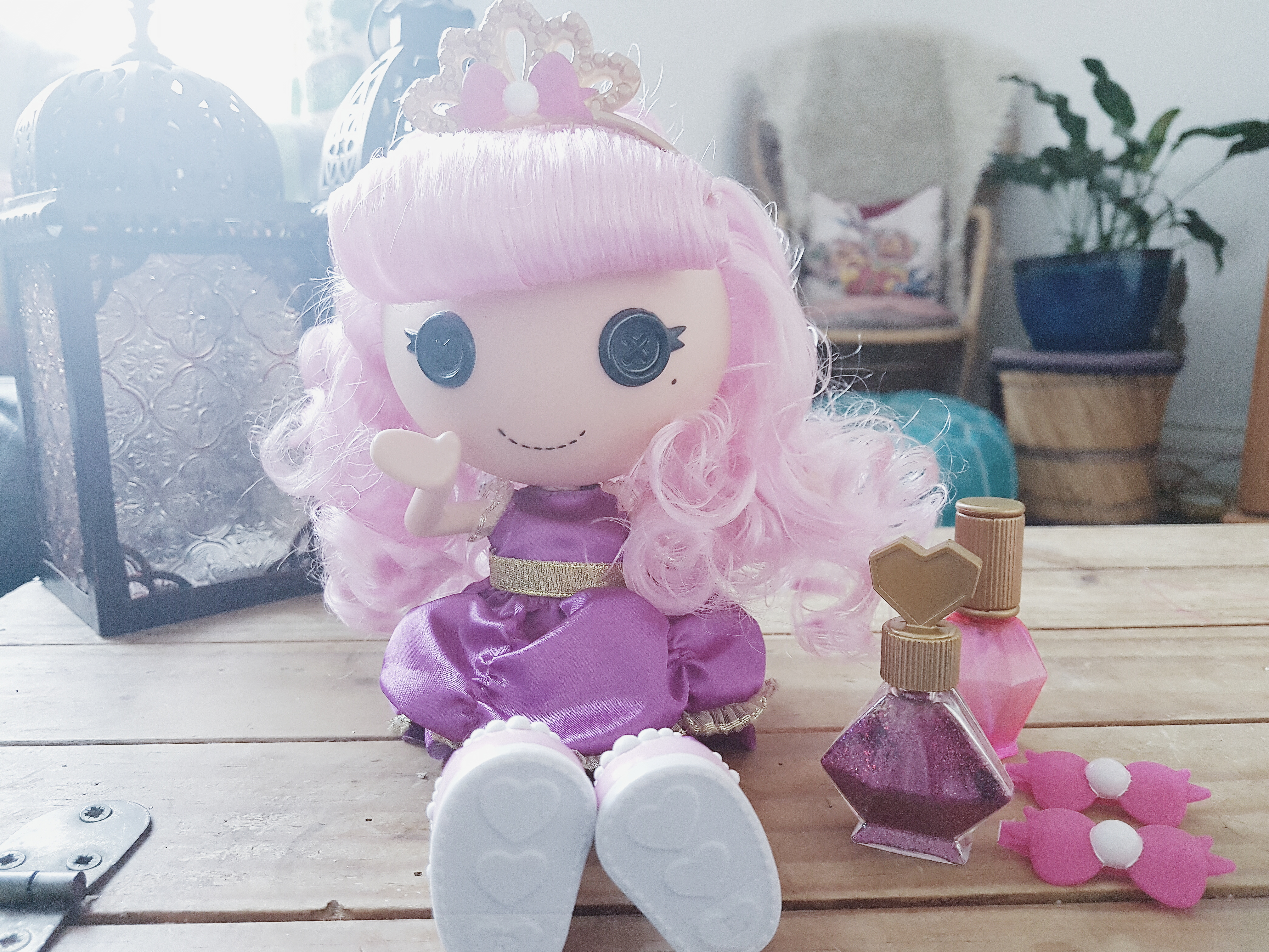 Review | Lalaloopsy Glitter Makeover Doll