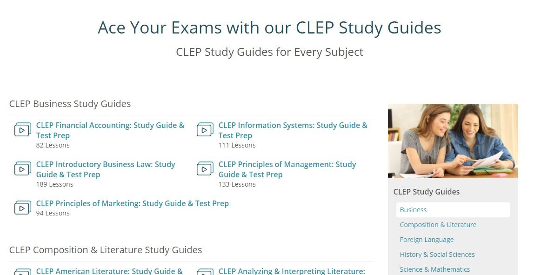 clep-screenshot