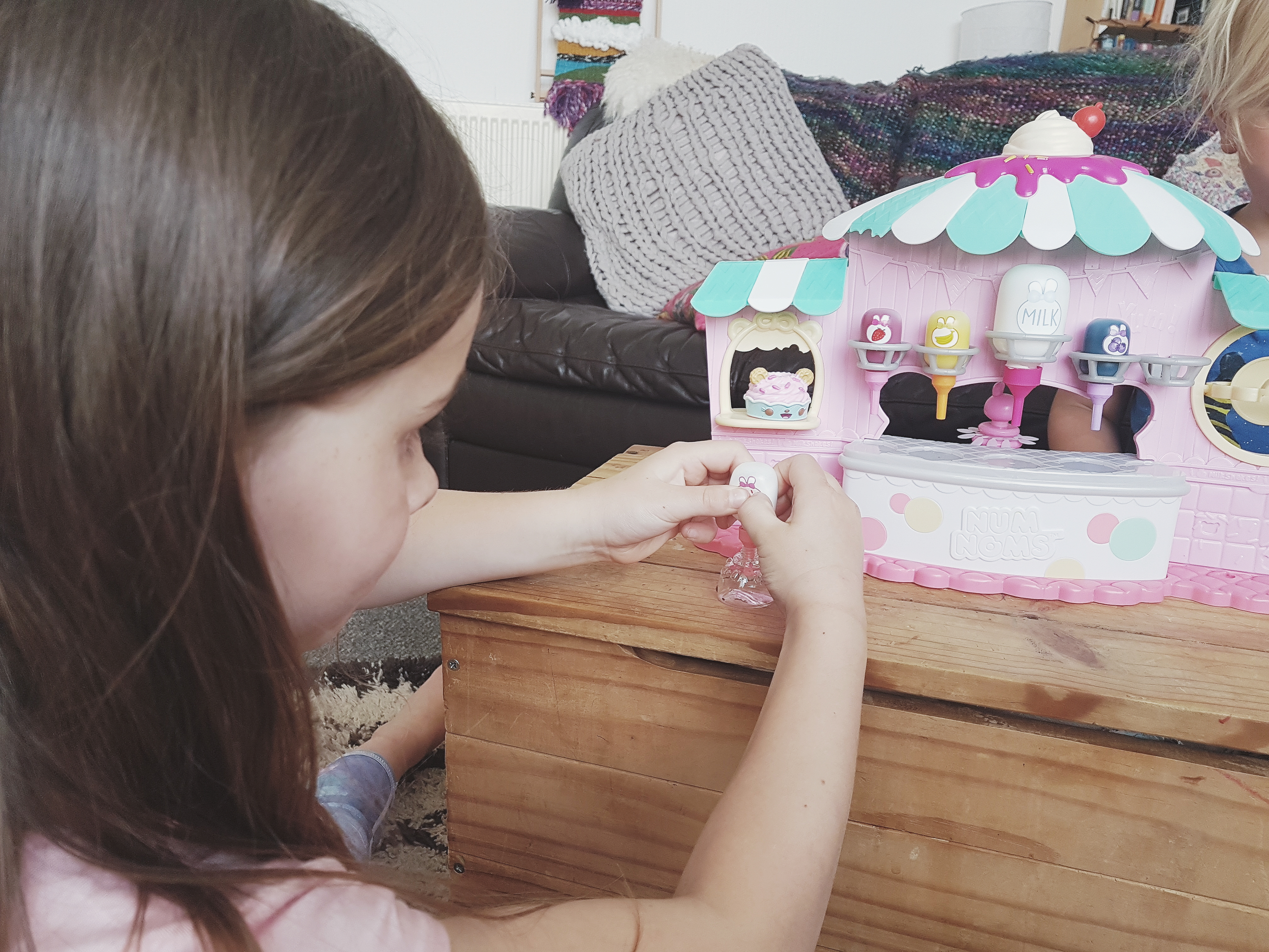 National Nail Polish Day with Num Noms - Enchanted Pixie